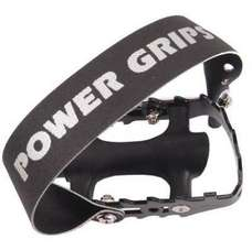 Power Grip Sport Pedal Set Black