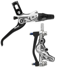 Avid X0 Trail Disc Brake L/F Silver