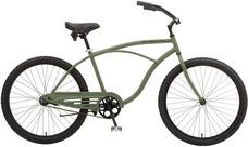 2013 Manhattan Aero Cruiser Bike Army Green