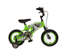Kawasaki K12 - Green/Black (Size: 12