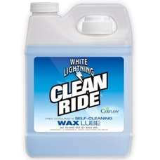 White Lightning Clean Ride Lubricant 32 oz Bottle