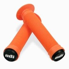 ODI Longneck ST Handlebar Grips Orange 143mm Length