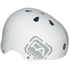Free Agent Jumping/Street Helmet Gloss White