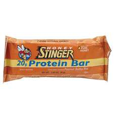 Honey Stinger 20g Protein Bar Peanut Butter 12 Bar Box