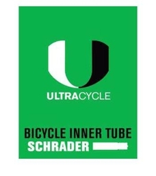 Ultracycle 700x19-23 Tube Schrader Valve