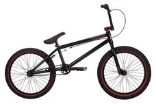 2014 Kink Launch BMX Bike Matte Black