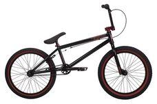 2014 Kink Launch BMX Bike Matte Black