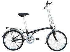 2012 Dahon Boardwalk S-1 Folding Bike Black
