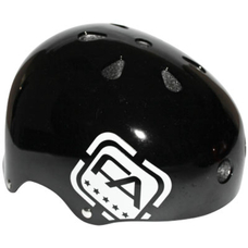 Free Agent Jumping/Street Helmet Black