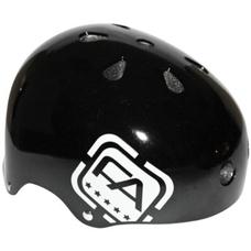 Free Agent Jumping/Street Helmet Black