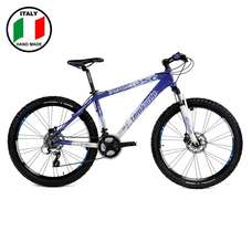 Lombardo Alverstone 350 Men's Blue/ White (Size: 26