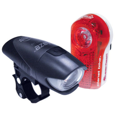 Planet Bike Blaze 1/2 Watt/Superflash Combo Pack