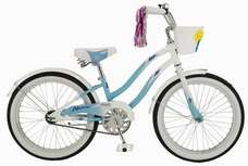 2012 Manhattan Dreamin Kids Bike Light Blue