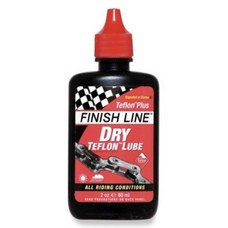 Finish Line DRY Lube 2 oz Bottle