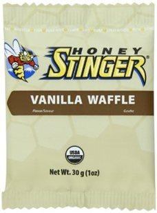Honey Stinger Stinger Waffle Vanilla (1 Box)