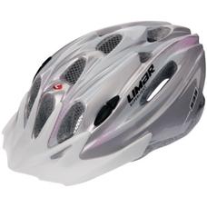 Limar 535 MTB Helmet Silver-Pink M