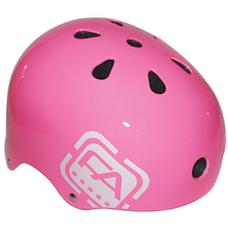 Free Agent Jumping/Street Helmet Gloss Pink