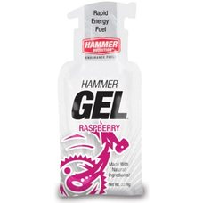 Hammer Gel Raspberry 12 Pouch Box