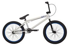 2014 Kink Launch BMX Bike Gloss White