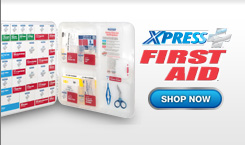 XPress First Aid Kit