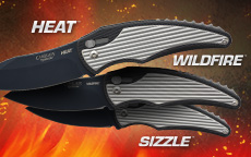 Heat, Sizzle and Wildfire