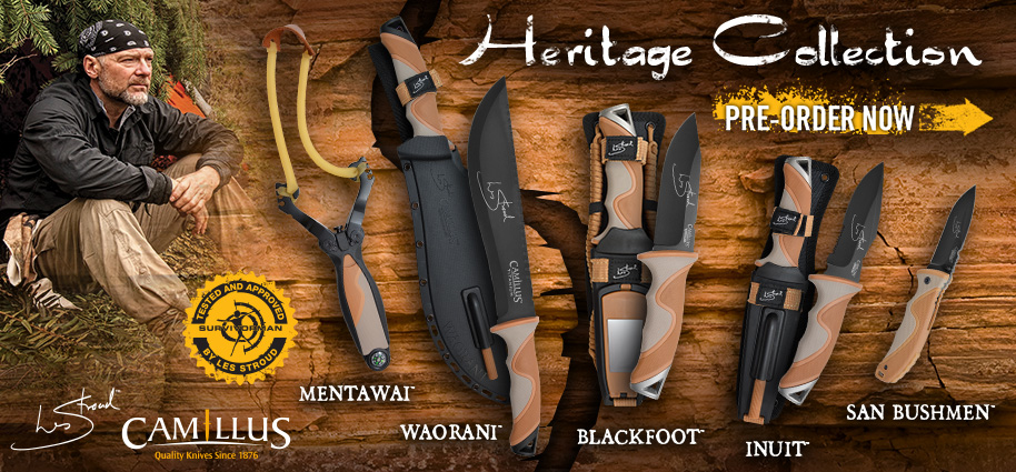 Les stroud Heritage Collection
