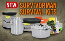 Survivorman Survival Kits