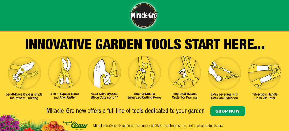 Miracle-Gro Innovative Garden Tools