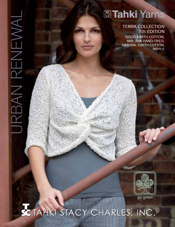 Remsen Twist-Front Top in Ripple