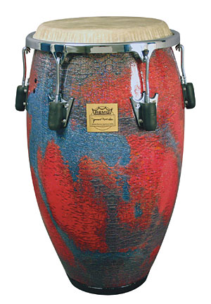 "Valencia Jimmie Morales Conga Drum - Petrified Cave, 12.50"" picture"