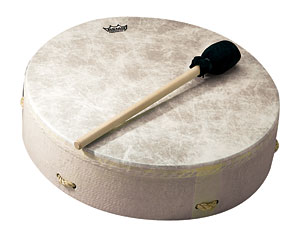 "Buffalo Drum - Standard, 14"" picture"