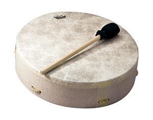 "Buffalo Drum - Standard, 10"" picture"