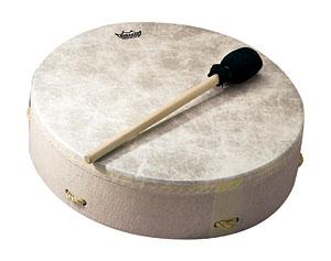 "Buffalo Drum - Standard, 12"" picture"