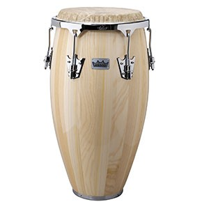 "Crown Percussion® Conga Drum - Natural, 12.50"" picture"