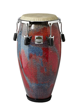 "Valencia Jimmie Morales Conga Drum - Petrified Cave, 11.75"" picture"