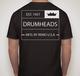 Classic Crown T-Shirt Black X - Large
