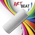 ArtBEAT™ Shaker - White, 6""