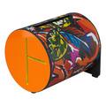 Rhythm Log Drum - Orange