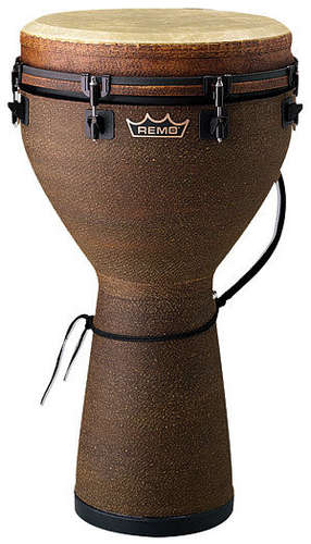 Key-Tuned Djembe, 16&quot; (Earth) picture