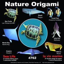 Nature Origami Sea Life picture