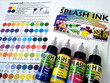 Splash Ink Acrylic Mixing Colors 4 Color Set additional picture 1