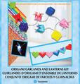 Garland and Lantern Origami Kit