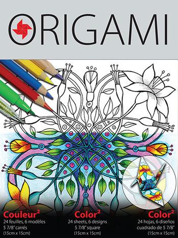 Color² Origami picture