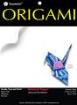 Mineral Origami Paper White