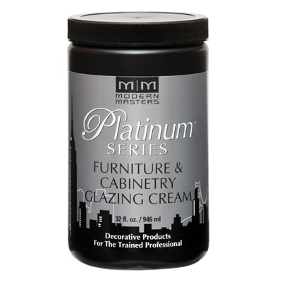 Platinum Series - Furniture Glazing Cream 32oz picture