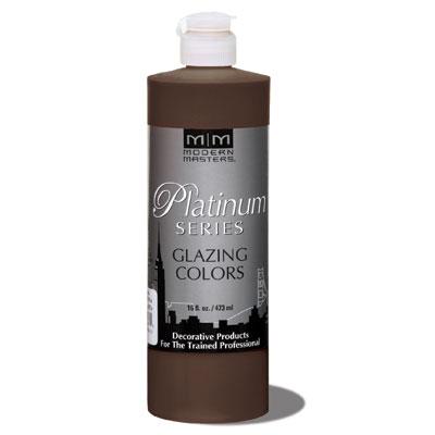 Platinum Series - Glazing Cream Colors - Coffee Bean 16oz picture