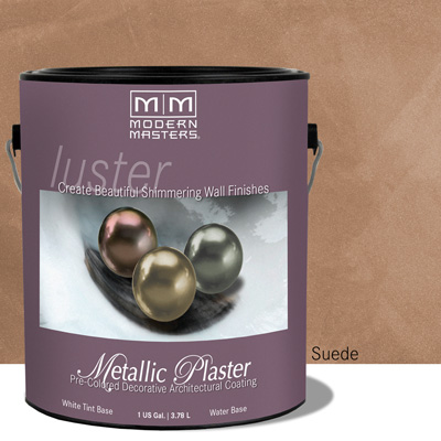 Platinum Series Metallic Plaster - Suede - Gallon picture