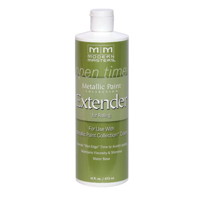 Metallic Paint Collection - Extender for Rolling 16oz picture