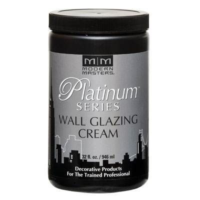 Platinum Series - Wall Glazing Cream 32oz picture