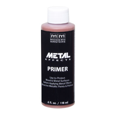 Metal Effects Primer (formerly Acid Blocking Primer) 4oz picture